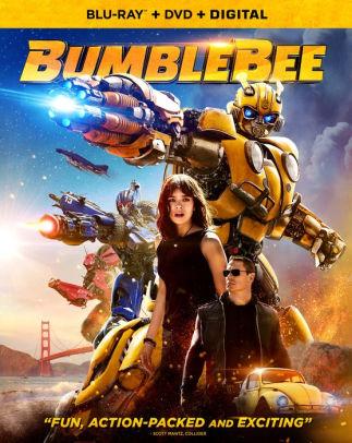 BUMBLEBEE  Release Poster