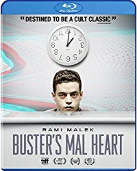 BUSTER'S MAL HEART Blu-ray Cover