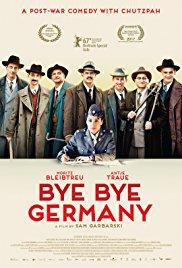 BYE BYE GERMANY Release Poster