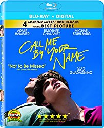CALL ME BY YOUR NAME Release Poster