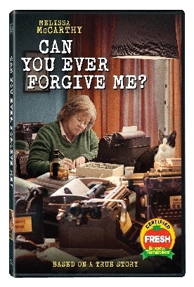 CAN YOU EVER FORGIVE ME  Release Poster