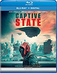 CAPTIVE STATE Release Poster