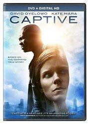 CAPTIVE DVD Cover