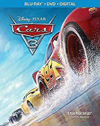 CARS 3 Release Poster