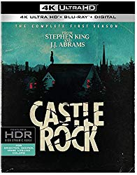 CASTLE ROCK SEASON ONE Blu-ray Cover