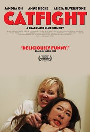 CATFIGHT Release Poster