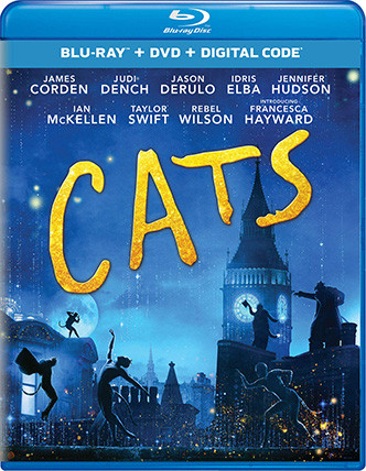 CATS Release Poster