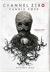 CHANNEL ZERO: CANDLE COVE SEASON  ONE Blu-ray Cover