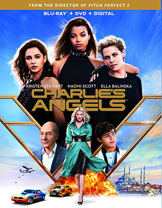 CHARLIE'S ANGELS Release Poster