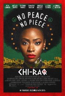 CHI-RAQ Release Poster