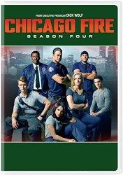 CHICAGO FIRE SEASON 4 Cover