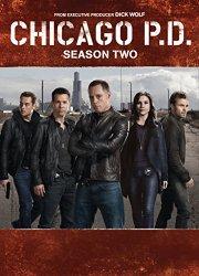 Chicago P.D. Season 2 Blu-ray