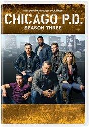 CHICAGO P.D. SEASON 3 Cover