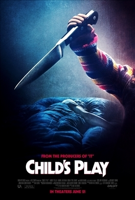CHILD'S PLAY Release Poster