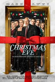 CHRISTMAS EVE Release Poster