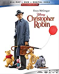 CHRISTOPHER ROBIN Release Poster