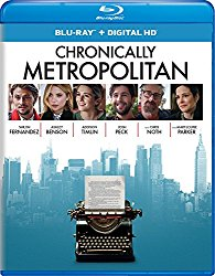 CHRONICALLY METROPOLITAN Blu-ray Cover