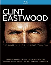 clint-eastwood-7-movie-collection (Blu-ray + DVD + Digital HD UltraViolet Combo Pack With Bonus Blu-ray 3D)
