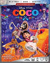 COC0 Blu-ray Cover