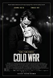 COLD WAR Release Poster