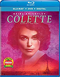 COLETTE  Release Poster