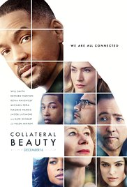 COLLATERAL BEAUTY Release Poster