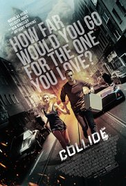 COLLIDE Blu-ray Cover
