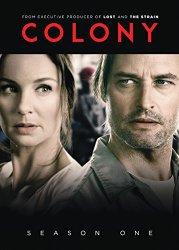 COLONY SEASON ONE Cover