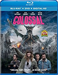 COLOSSAL Blu-ray Cover