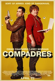 COMPADRES  Release Poster