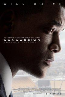CONCUSSION Release Poster