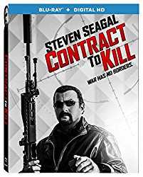 CONTRACT TO KILL Blu-ray Cover