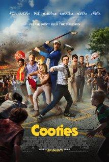 COOTIES Release Poster