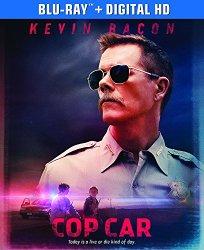 COP CAR Release Poster