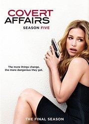 Covert Affairs Season 5 DVD