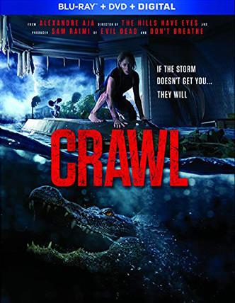 CRAWL Release Poster