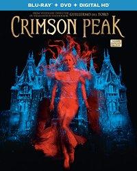 CRIMSON PEAK Release Poster