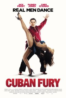 Cuban Fury Movie Poster