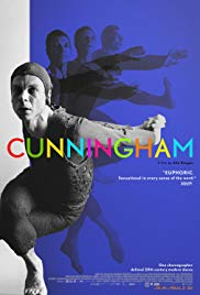 CUNNINGHAM Release Poster