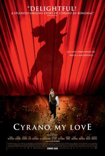 CYRANO, MY LOVE   Release Poster