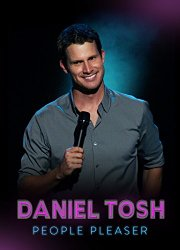 DANIEL TOSH: PEOPLE PLEASER DVD Cover