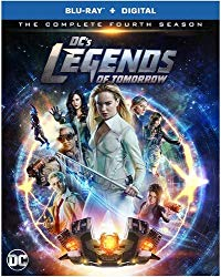 DC's Legends of Tomorrow Season Four