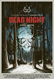 DEAD NIGHT  Release Poster