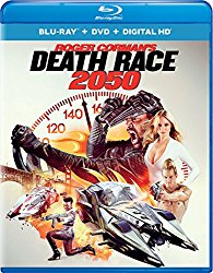 DEATH RACE 2050 Blu-ray Cover