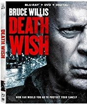 DEATH WISH Release Poster