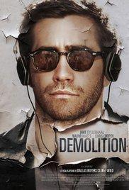 DEMOLITION Release Poster