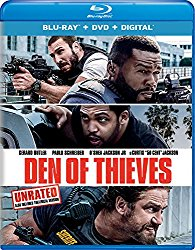 DEN OF THIEVES Release Poster