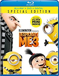 DESPICABLE ME 3 Release Poster