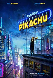 POKÉMON DETECTIVE PIKACHU Release Poster