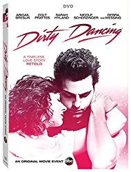 DIRTY DANCING Blu-ray Cover